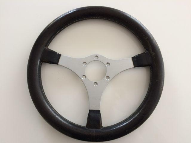 MOMO Jackie Stewart steering wheel